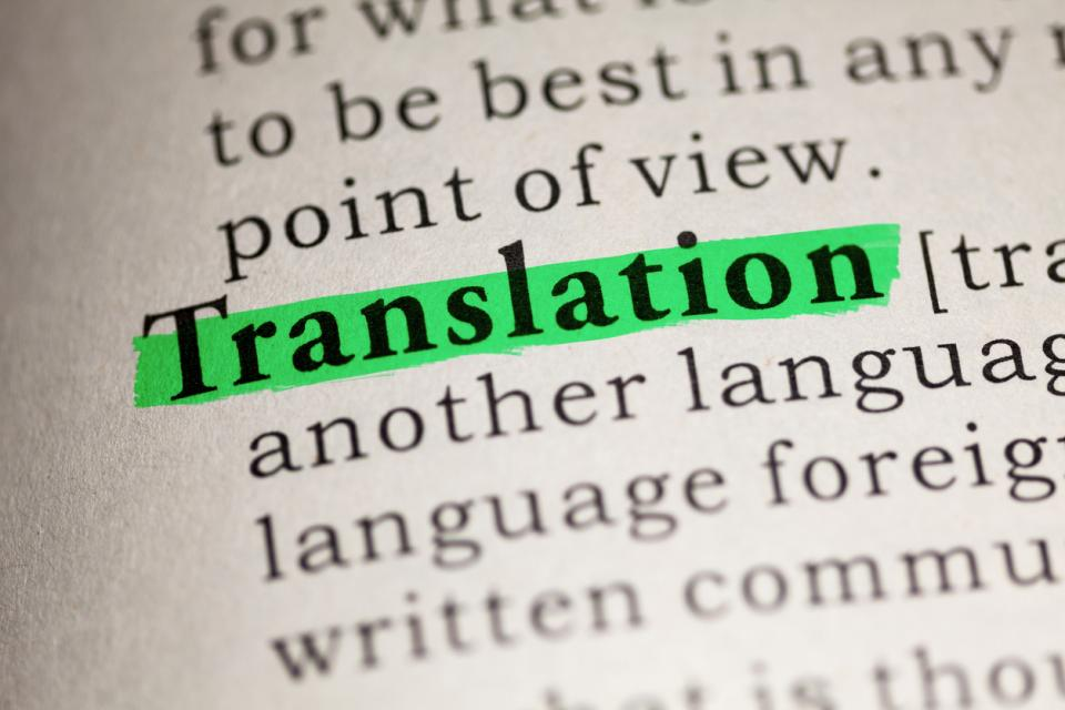 Languages & Creativity: Why translation matters by Julie