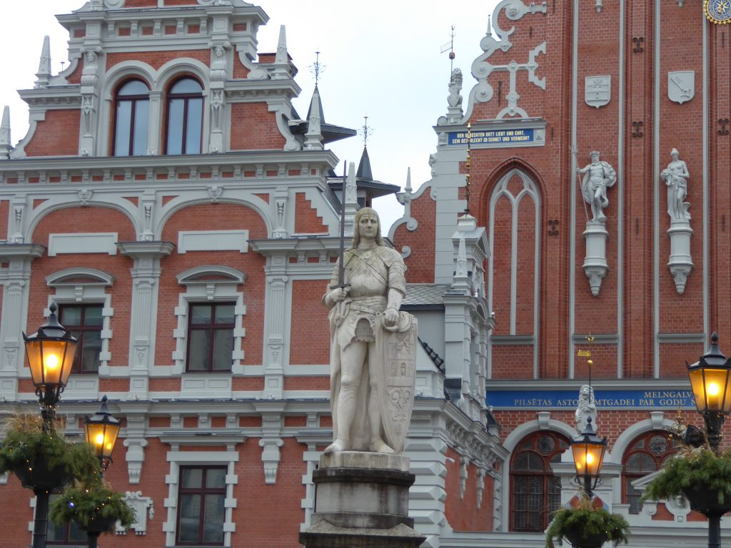 A literary visit to Latvia by Anna Maria Espsäter | European